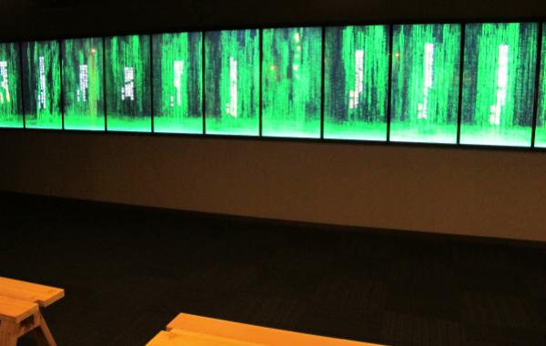 常設展示室(一筆啓上賞)3(画像)